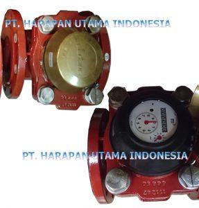 JUAL water meter SENSUS WP-QF PN25/40, DN80 (size 3 inch)