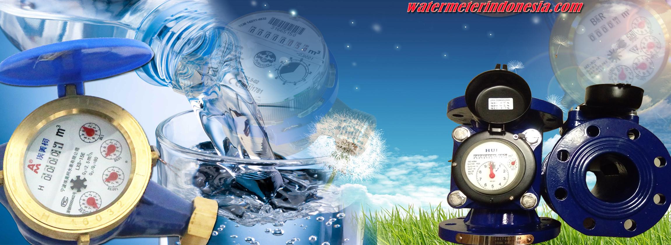 DISTRIBUTOR WATER METER